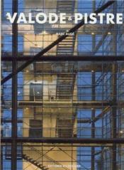 Valode et Pistre - Couverture - Format classique