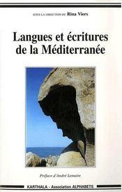 Langues et écritures de la méditerranée - Intérieur - Format classique