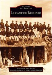 Le camp du Ruchard - Couverture - Format classique