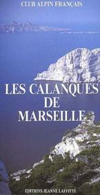 Les calanques de Marseille - Couverture - Format classique