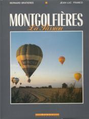 Montgolfieres, la passion - Couverture - Format classique