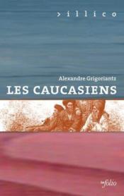Les caucasiens - Couverture - Format classique