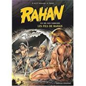 Rahan T.3 ; les fils de Rahan - Couverture - Format classique