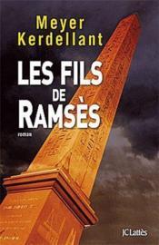Les fils de Ramsès - Couverture - Format classique