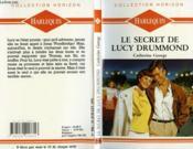 Le Secret De Lucy Drummond - Villaine Of The Piece - Couverture - Format classique