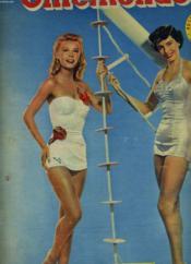 CINEMONDE - 21e ANNEE - N° 992 - notre reportages en couleurs: miss univers a Hollywood - Couverture - Format classique