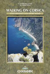 Walking On Corsica - Couverture - Format classique