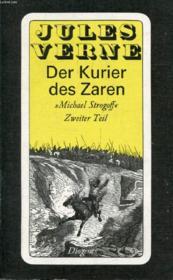Der Kurier Des Zaren, Band Ii - Couverture - Format classique
