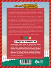 Animal Crossing ; ode au gameplay tranquille - 4ème de couverture - Format classique