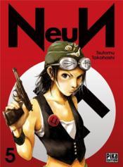 NeuN T.5 - Couverture - Format classique