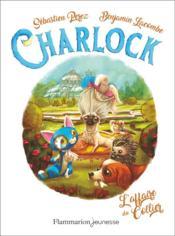 Charlock T.3 ; l'affaire du collier - Couverture - Format classique