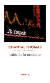 Cafés de la mémoire - Couverture - Format classique