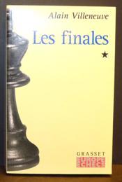 Les finales t.1 - Couverture - Format classique