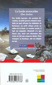 La Lande Ensorcelee - 4ème de couverture - Format classique