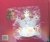 Noel chez les oursons - 4ème de couverture - Format classique
