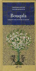 Bouqala, chants des femmes d'alger - Intérieur - Format classique