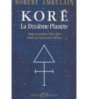 Kore, la dixième planète - Couverture - Format classique