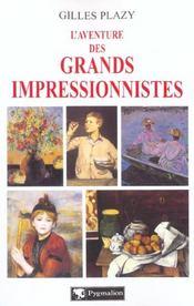 L'aventure des grands impressionistes - Intérieur - Format classique