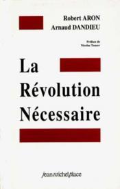 Révolution nécessaire - Couverture - Format classique