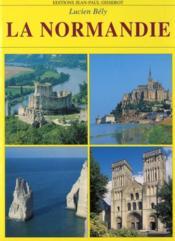 La Normandie - Couverture - Format classique