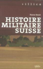 Histoire Militaire Suisse - Couverture - Format classique