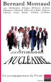 La Psychologie Nucleaire, Un Accompagnement Du Vivant - Couverture - Format classique