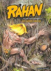 Rahan ; COFFRET VOL.4 ; les bêtes folles - Intérieur - Format classique