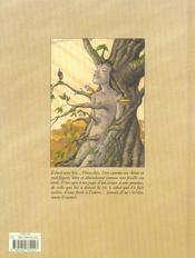 Pinocchio t1 comme une feuille au vent - 4ème de couverture - Format classique