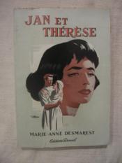 Jan et Thérèse - Couverture - Format classique