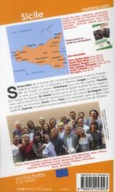 Guide Du Routard ; Sicile (Edition 2012) - 4ème de couverture - Format classique