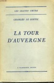La Tour D'Auvergne. - Couverture - Format classique
