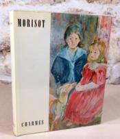 Berthe Morisot, charmes. - Couverture - Format classique