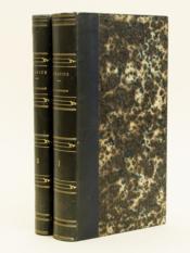 Eunapii Sardiani Vitas Sophistarum et Fragmenta Historiarum recensuit notisque illustravit Io. Fr. Boissonade accedit annotatio Dan. Wyttenbachii (2 Tomes - Complet) - Couverture - Format classique