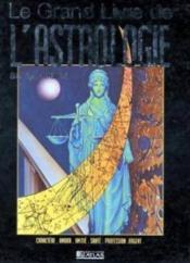 Le Grand Livre De L Astrologie - Couverture - Format classique