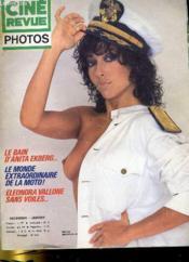 Cine Revue - Photos - N° 49 Supplement - Le Monde Extraordinaire De La Moto ! - Couverture - Format classique