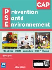 Prévention santé environnement (PSE) ; CAP ; pochette élève (édition 2017) - Couverture - Format classique