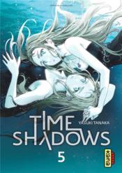Time shadows T.5 - Couverture - Format classique