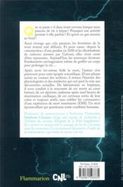 La science de la résurrection ; ils ont repoussé les frontières de la mort - 4ème de couverture - Format classique