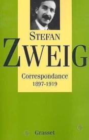 Correspondance 1897-1919 - Couverture - Format classique