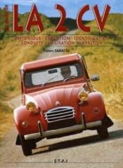 Le Guide De La 2cv - Couverture - Format classique