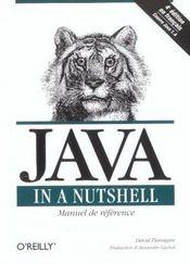 Java In A Nutshell ; 4e Edition - Intérieur - Format classique