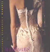 Mariages - Intérieur - Format classique