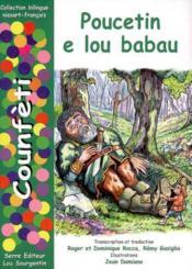Poucetin e lou babau - Couverture - Format classique