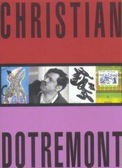 Christian Dotremont - Intérieur - Format classique