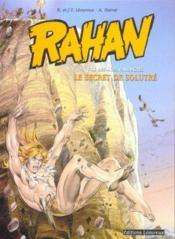 Rahan T.5 ; le secret de Solutré - Couverture - Format classique