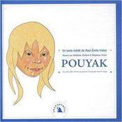Pouyak, la petite fille eskimo qui jouait à la poupée tout le temps - Couverture - Format classique