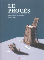 Le proces - Intérieur - Format classique