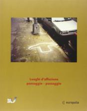 Luoghi d'affezione - Couverture - Format classique