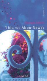 1 bis rue abou-nawas - Couverture - Format classique