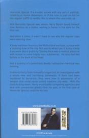 The Overlook - A Harry Bosch Novel - 4ème de couverture - Format classique